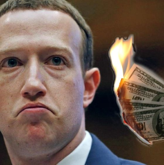 struggling poor mark zuck