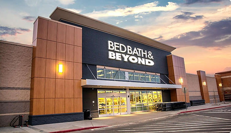 Bed Bath Beyond store
